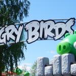 Vihaiset linnut Särkänniemessä