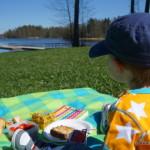 Kesän eka piknik!