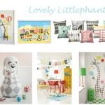 Littlephant lastenhuoneessa