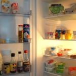 Kurkistus meidän jääkaappiin