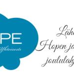 HOPEN JA KARKKIPURKIN JOULULAHJAKERÄYS – LÄHDE MUKAAN TUOMAAN JOULUMIELTÄ!
