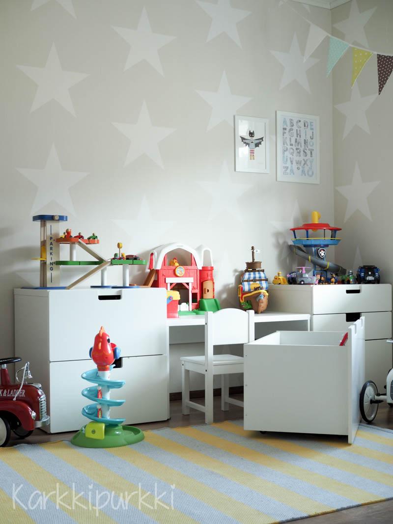 lastenhuone stuva