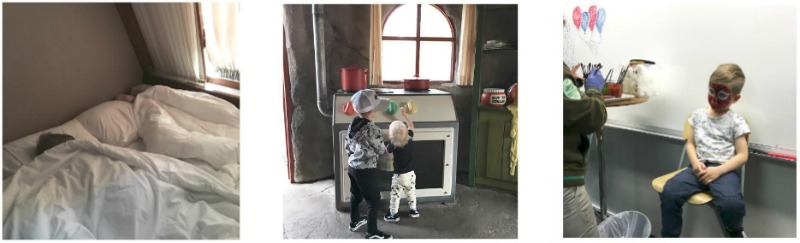 ruotsiin lasten kanssa