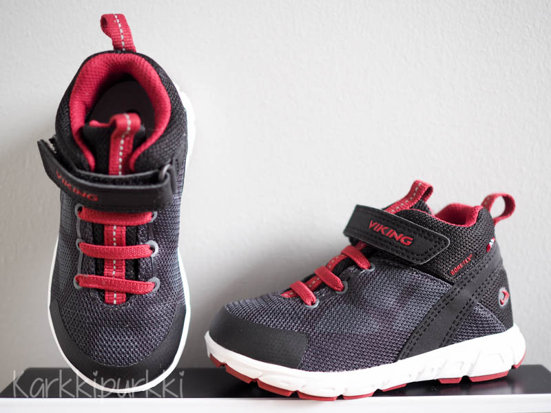 kengät lapsille