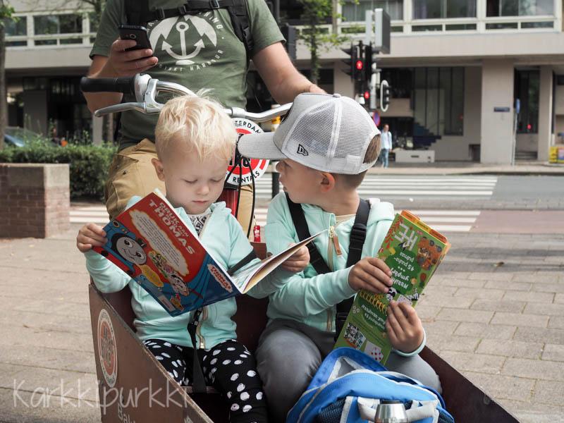 amsterdam lasten kanssa