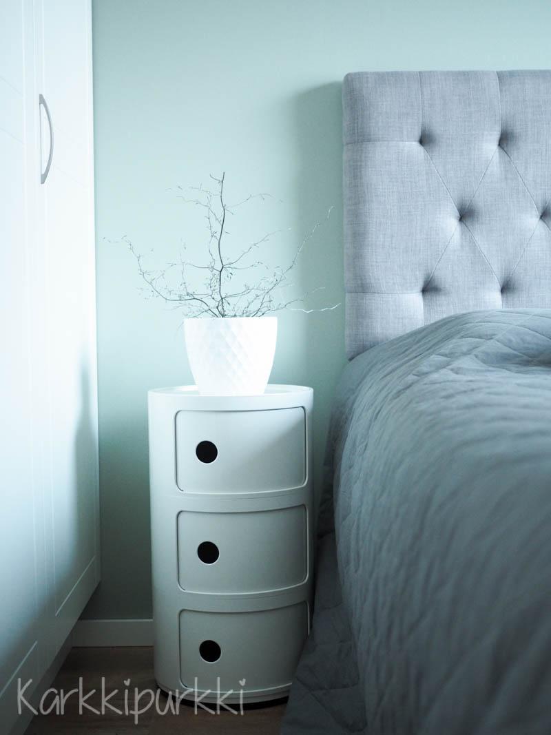makuuhuone sisustusblogi