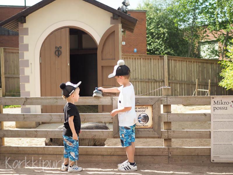 koiramäen eläinpuisto