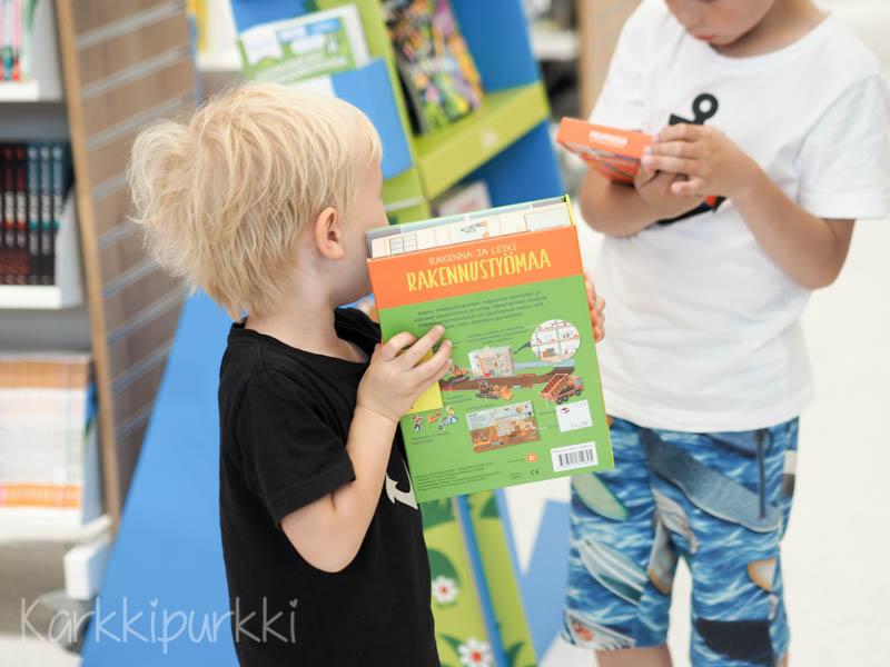 suomalainen kirjakauppa ratina
