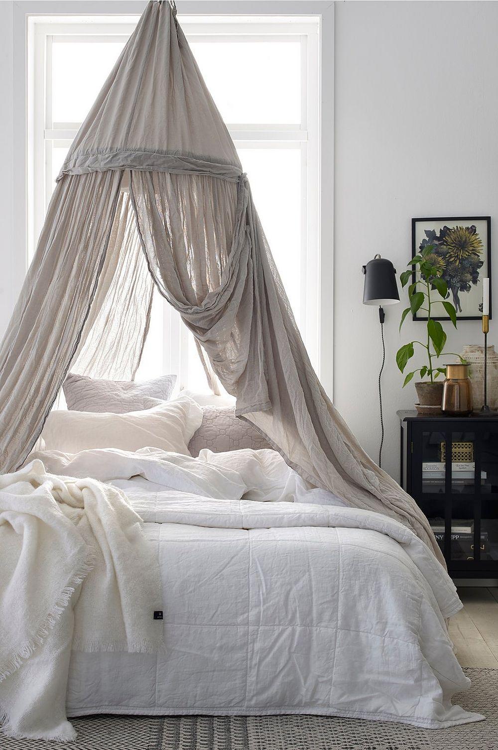 katos sänkyyn