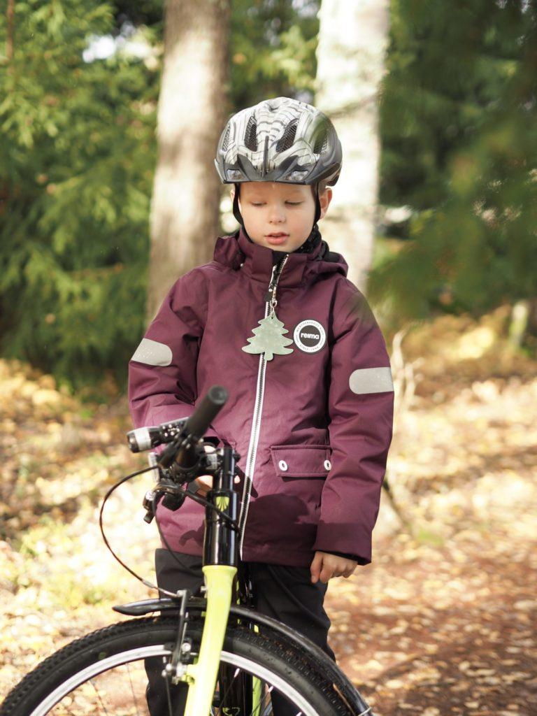 lasten maastopyörä